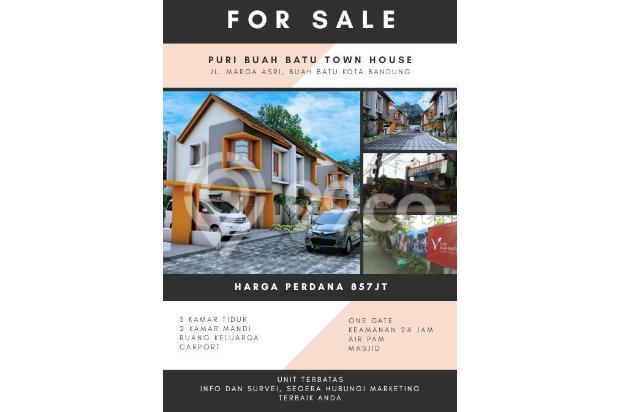 Villa puri town house lokasi dekat pintu tol buahbatu kodya bandung timur 17698882