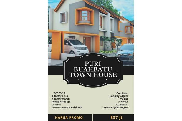 Villa puri town house lokasi dekat pintu tol buahbatu kodya bandung timur 17698892