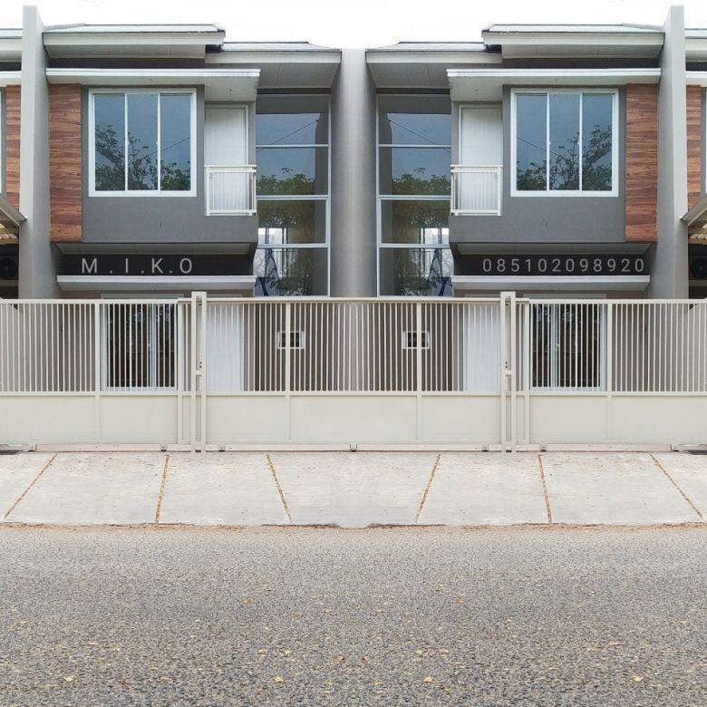 Villa Melati Mas Residence BSD Serpong Dekat Sekolah Athalia