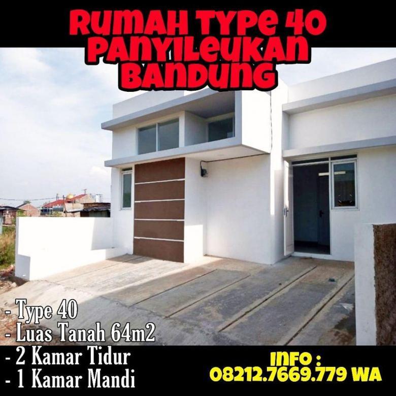 Rumah Murah Type 40 Panyileukan Bandung 463Juta