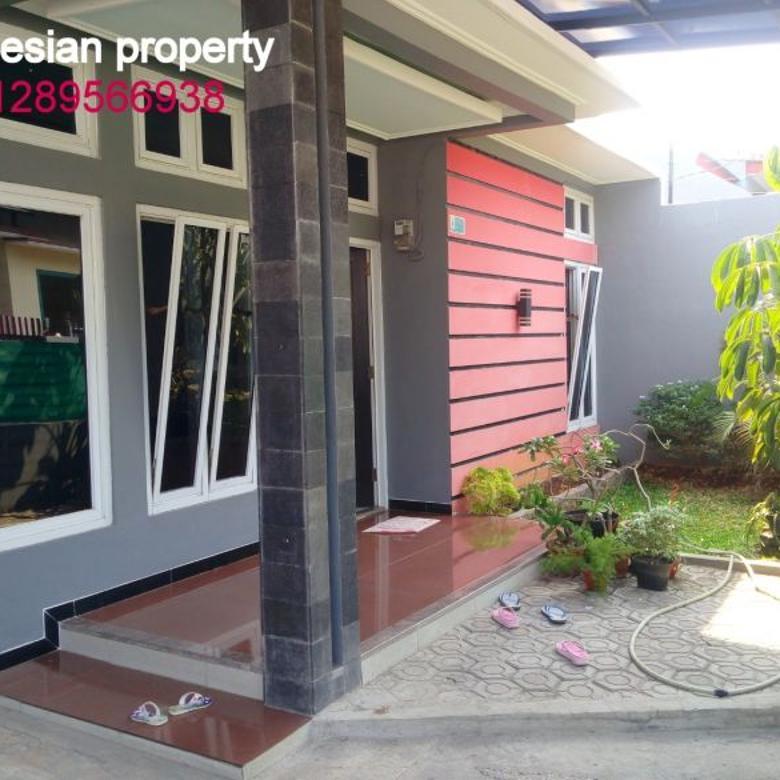 Dijual Rumah di Bintara Jaya masuk mobil