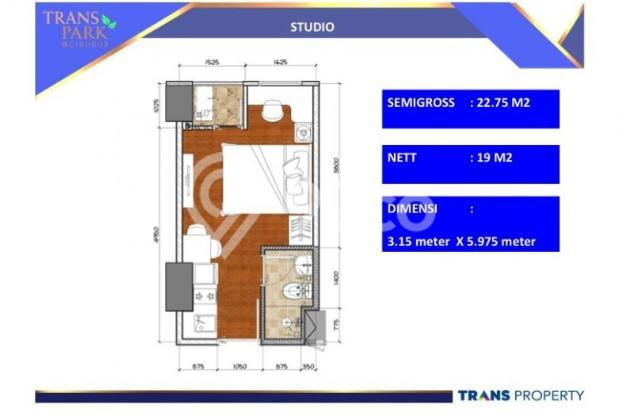 Apartemen mewah di dalam Superblock di Cibubur 9096735