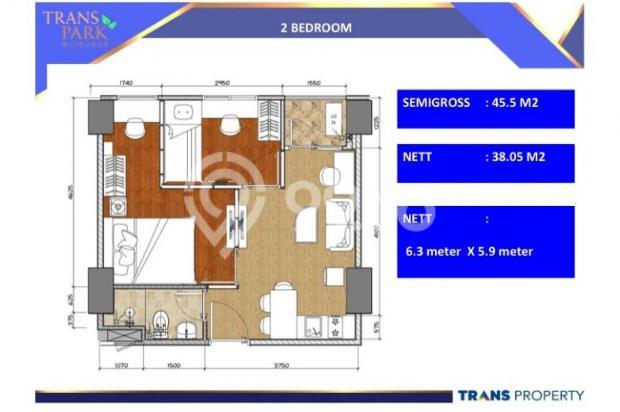 Apartemen mewah di dalam Superblock di Cibubur 9096743