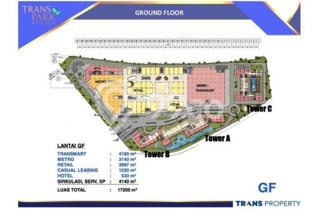 Apartemen mewah di dalam Superblock di Cibubur 9096745