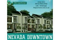 Rumah Mewah Murah Nevada Downtown Cimareme,8mnt dari Tol Padalarang