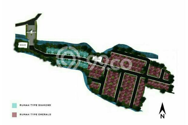 Rumah Mewah Murah Nevada Downtown Cimareme,8mnt dari Tol Padalarang 14086580
