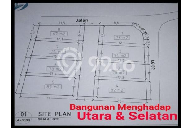 DiPromo Akhir Tahun Hanya 4jt Saja Sudah Punya Rumah DiKota Depok 14316865