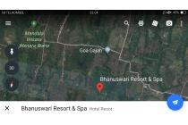 Tanah Ubud Bali Cocok Untuk Resort View Sungai, Harga Permeter