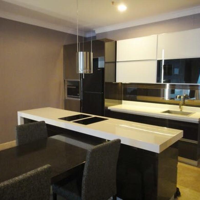 Disewa Apartemen Residence 8 3BR (180 sqm) Furnish Senopati