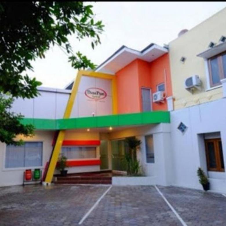 Dijual Hotel Desa Puri Bantul, Yoyakarta Murah siap huni
