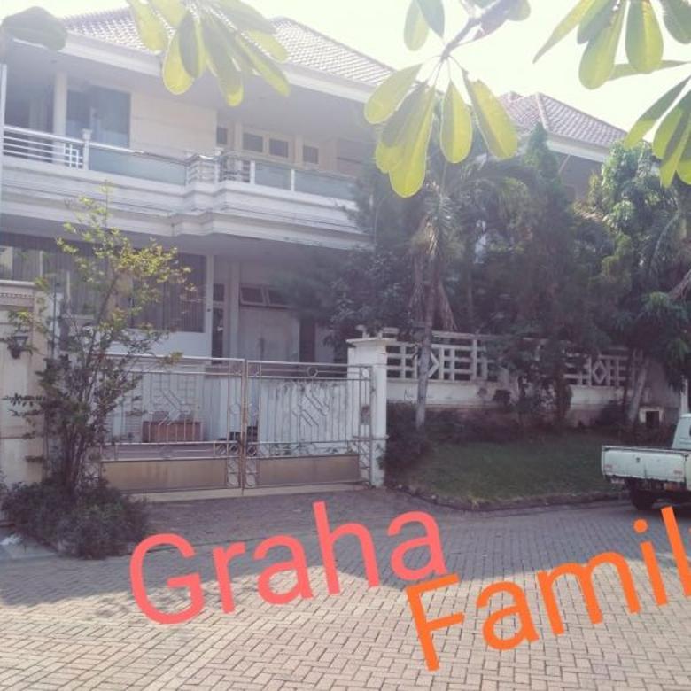 Rumah Minimalis 2Lantai Siap Huni Graha Famili