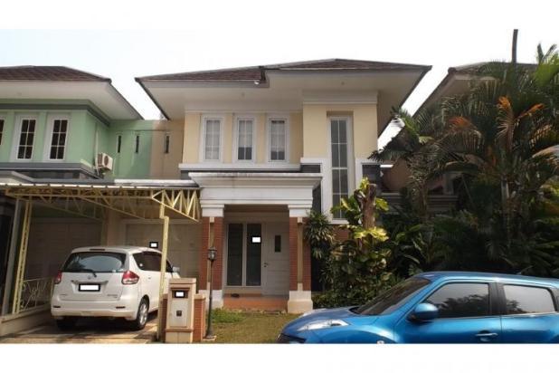 Dijual Rumah Lokasi terbaik di Alam Sutera Tangerang Kondisi Semi Furnished 7316831