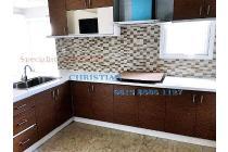 DISEWAKAN Apartemen Springhill Kemayoran (165m2) 2+1 Br – Lantai rendah - B