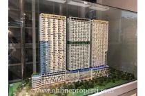 Dijual Apartemen De Residence lantai 9 furnished AG1164