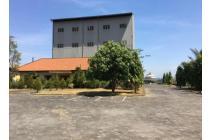 Pabrik Dijual di Jl. Semeru, Desa Bambe, Driyorejo - JE