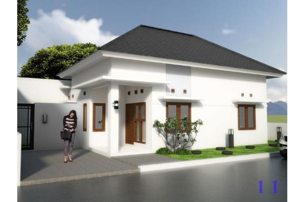 Dijual Rumah Baru di Barat Jalan Palagan Area Griya Taman Asri 14418658