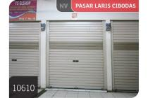Kios Pasar Laris Cibodas, Tangerang, 2x2m
