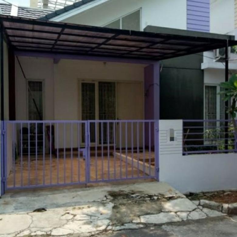 Dijual rumah siap huni lt.130m.Villa Melati Mas hg 1,350M