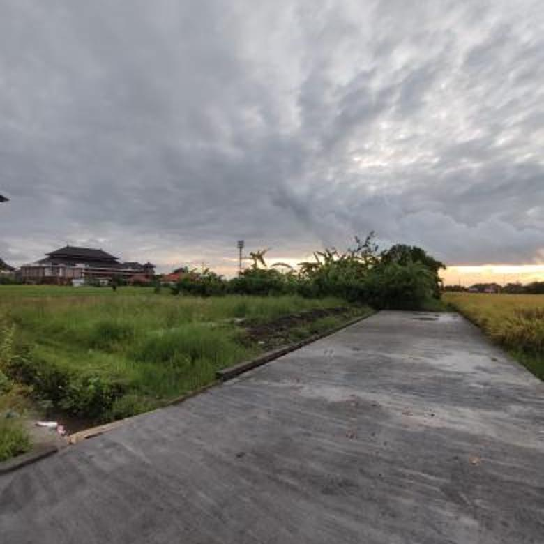 Tanah Strategis Lokasi dalung Kuta Utara Badung
