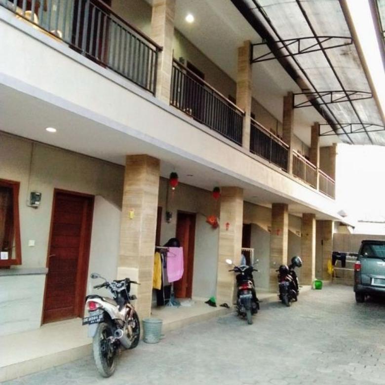 Rumah Kost 20 Kamar di Denpasar Selatan Bali.
