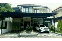 Dijual Mewah Rumah Darmo Permai Utara Furnished + CCTV