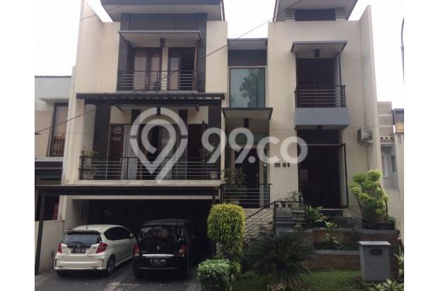 Rumah di jual di Senayan Bintaro Jaya Sektor 9 17794491