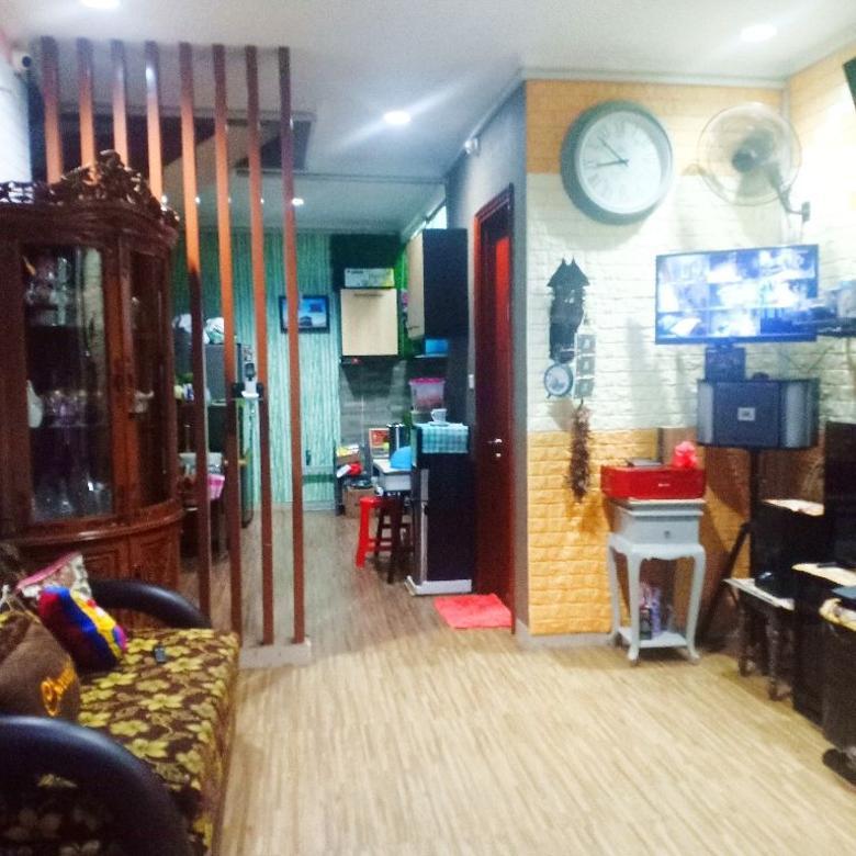 rumah mewah di modernland 2 tingkat dekat mall & sekolah