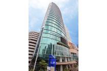 Sewa Kantor  397m2  di AXA Tower,Prof Dr. Satrio