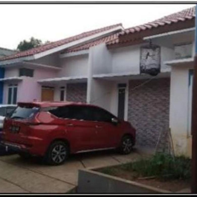 rumah dekat pintu tol brigif dan UI, 1KM dari jaksel Cash/KPR