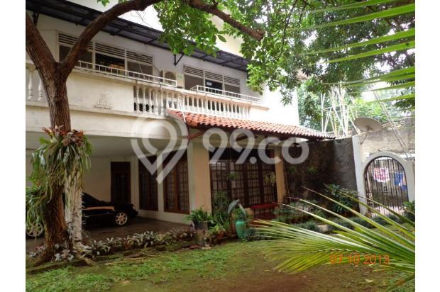 JUAL : Tanah dan Rumah di Cipete LOKASI STRATEGIS 21874827