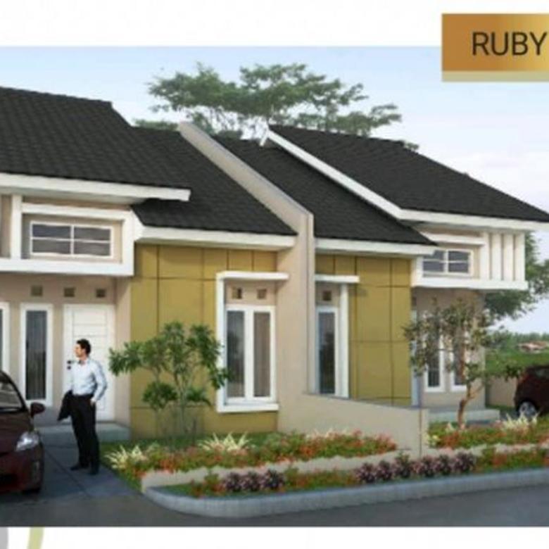 tipe 55 kualitas terbaik golden ponti residence