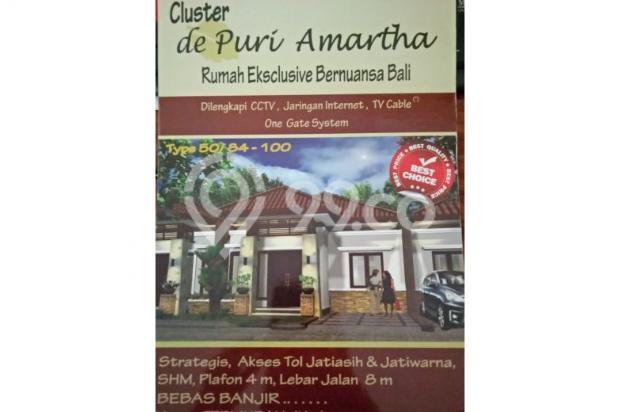 rumah murah Kota Bekasi 400 Jutaan bisa tanpa DP khusus JAMSOSTEK 11066274