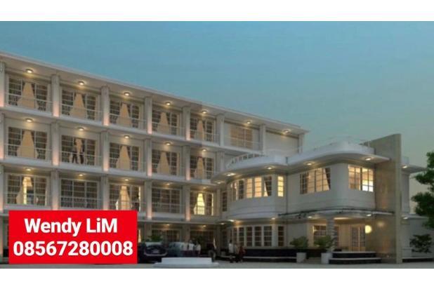 Rp42,5mily Gedung Bertingkat Dijual