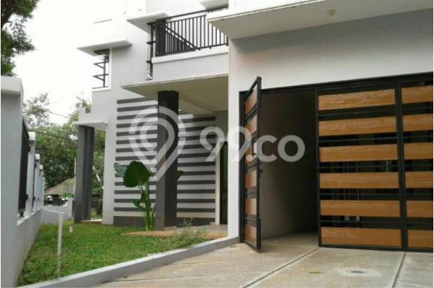 Dijual Rumah Minimalis di Griya Loka BSD City, Tangerang Selatan 13355289