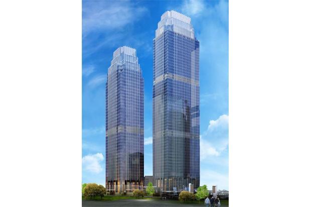 Disewa Ruang Kantor 1361 sqm di Treasury Tower@District 8, SCBD, Jakarta 13982894