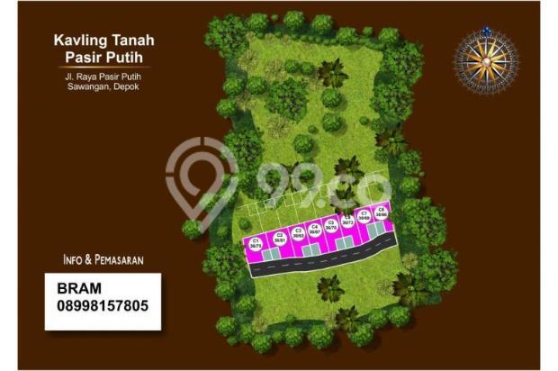 Jual Tanah Depok, Pilih Kaveling Sawangan: Siap Langsung Bangun Rumah 12898503