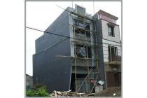 Rumah 2,5 Lantai Kencana Loka BSD dalam masa Pembangunan