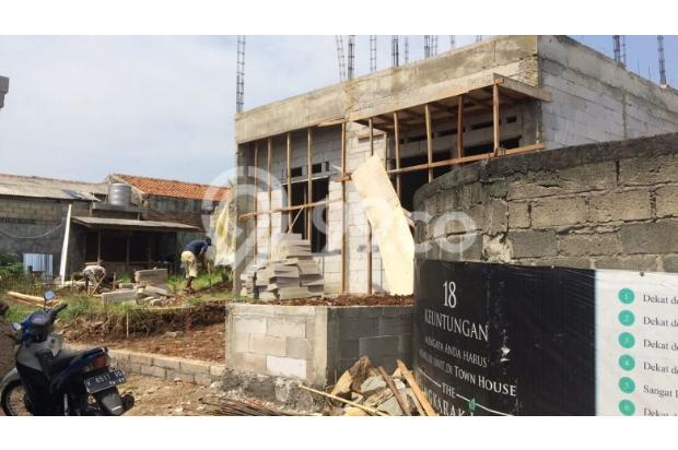 Rumah Eksklusif Bisa request Layout Rumah di Depok, 8 Menit ke Margonda. 13873019