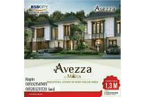 Rumah terbaru dan terbaik di bsd city ! Cluster Avezza the mozia !!