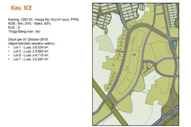 Rp66,9mily Tanah Dijual