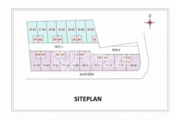 Rumah 400 Jutaan Kualitas Bangunan Terbaik di Sawangan Depok 11011263