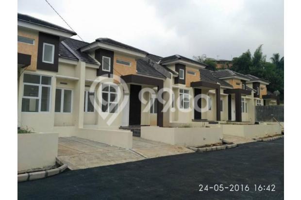 Rumah Cluster Luas & Nyaman Kristal Garden Cibinong dekat Stasiun KRL & Tol 15145700