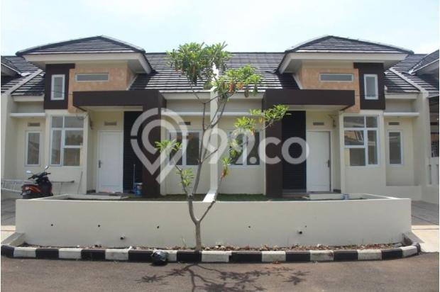 Rumah Cluster Luas & Nyaman Kristal Garden Cibinong dekat Stasiun KRL & Tol 15145733