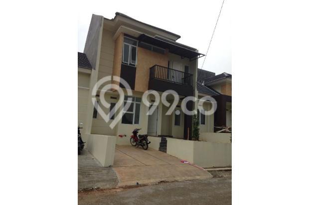 Rumah Cluster Luas & Nyaman Kristal Garden Cibinong dekat Stasiun KRL & Tol 15145740