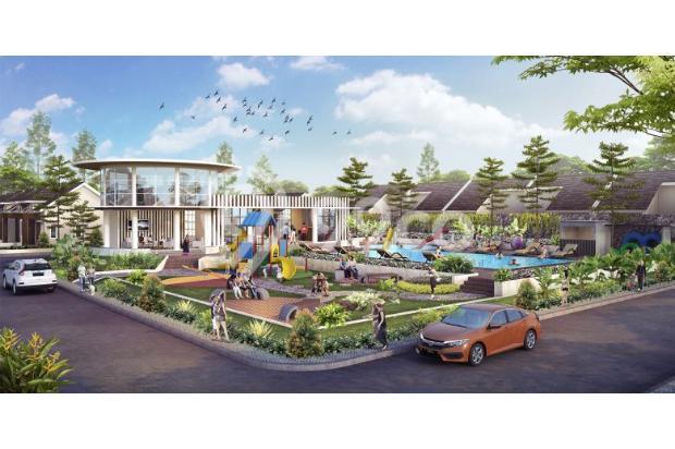 Rumah Cluster Luas & Nyaman Kristal Garden Cibinong dekat Stasiun KRL & Tol 15145774