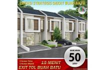 Rumah Baru 2 Lantai di Ciganitri Buahbatu Bojongsoang Bandung