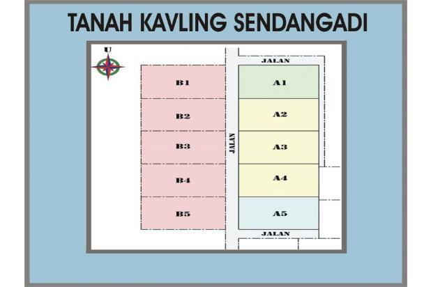 Kavling Sendangadi: Hanya 3 Menit ke Kantor Pemda Sleman 13696795