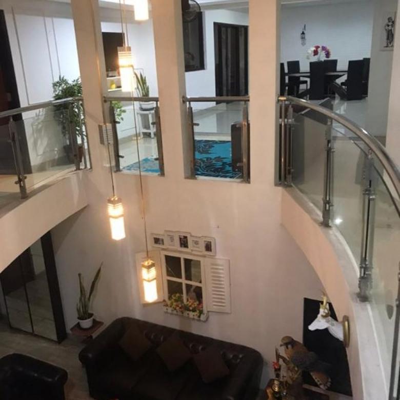 Rumah Mewah ada Pool di Town House Bukit Hijau 3109