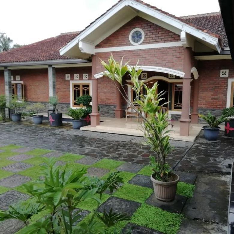 Villa Cantik Sejuk Nan Romantis Di Selabintana Sukabumi