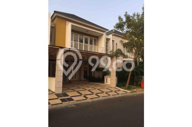 Dijual Rumah di Summarecon Bekasi Cluster Maple  3347429
